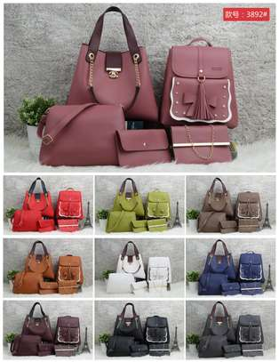 Locally made and imported Handbags