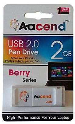 2Gb Aacend Flash disc image 1