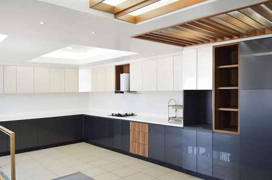 Kitchen cabinets and wardrobes,