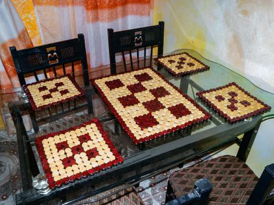 5-Piece Set Table Mats