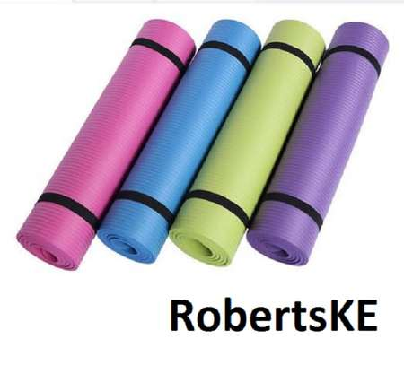 plain color yoga mat image 6