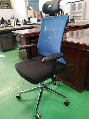 Executive Orthopedic Office Chair image 4