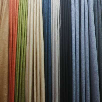 PLAIN SHEERS AND CURTAINS PER METER image 10