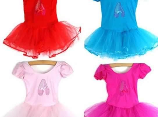 Cute baby ballerina dress image 1