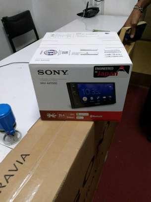 Sony XAV -AV1000 6.2 APPLE CARPLAY WITH BT image 1