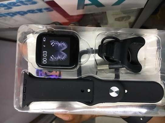 X6 Smart Watch Bracelet Heart Rate Blood Pressure Fitness Waterproof Bracelet image 3