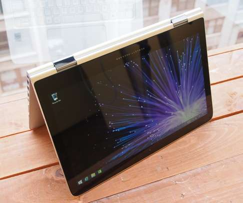 Hp Core i5 Spectre slimmest 6the Gen,Touchscreen x360, free 1TB disk offer image 1