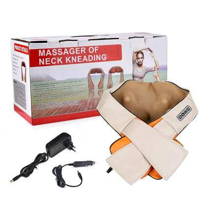 U/Neck Shoulders Massager image 5