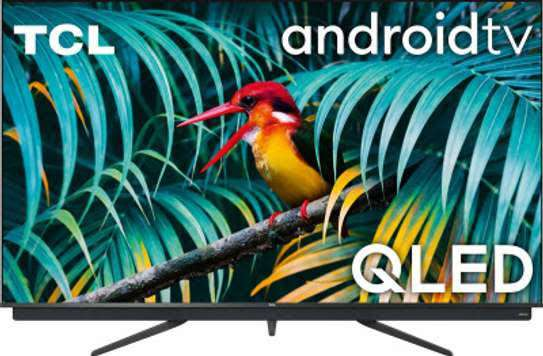 TCL 55 inches  Q-LED C715 Android Smart UHD-4K Digital TVs