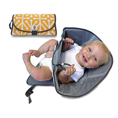 Baby Portable Clean Hands Changing Pad 3-in-1 Diaper Clutch Changing Station New Hot