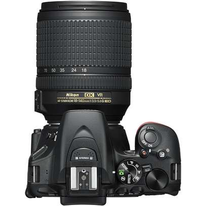 Nikon D5600 DSLR Camera With 18-140mm Lens image 2