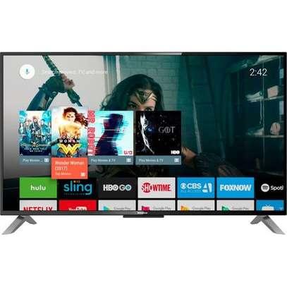 Hisense 65'' FRAMELESS 4K ULTRA HD SMART TV, BLUETOOTH, A7 SERIES-OFFER image 1