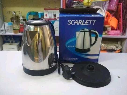 Electric Kettle Heater