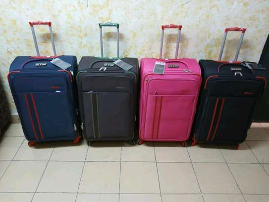 Quality durable suitcases image 1