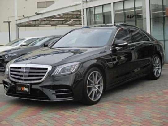 Mercedes-Benz S Class S400d 23.5M