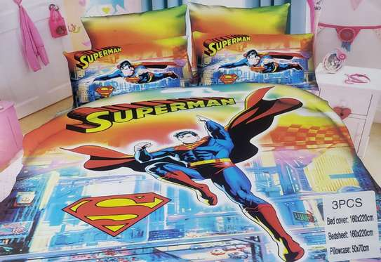 3pc Kids Cartoon Duvet cover image 4
