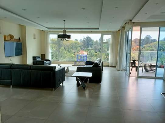 Furnished 4 bedroom apartment for rent in General Mathenge image 1