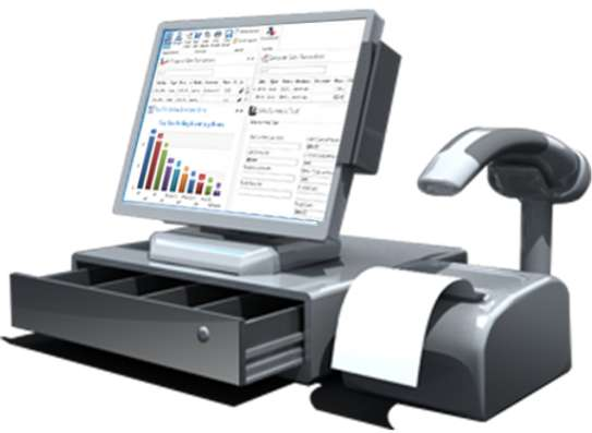 Point of sale software (customized) image 1