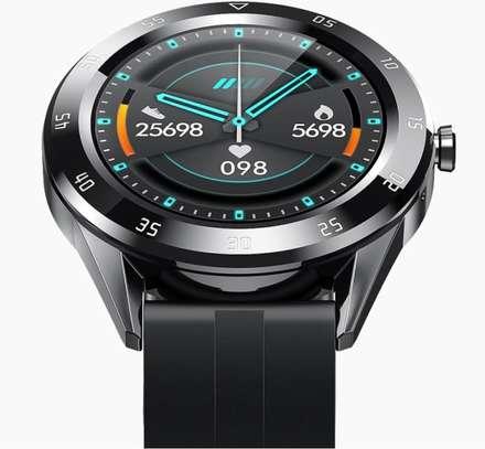 Men Y10 Bluetooth Smart Watch Heart Rate Wristwatch image 1