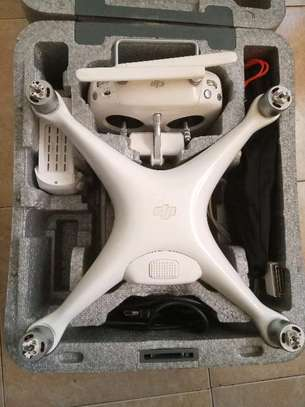 Phantom 4 pro drone with fly more kit