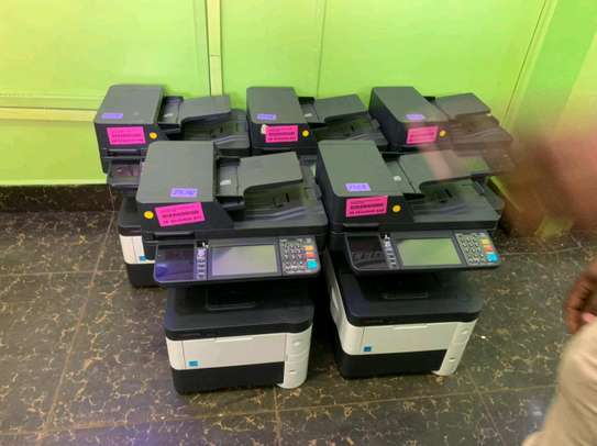 Long lasting Kyocera ecosys M3540DN photocopier machine image 1