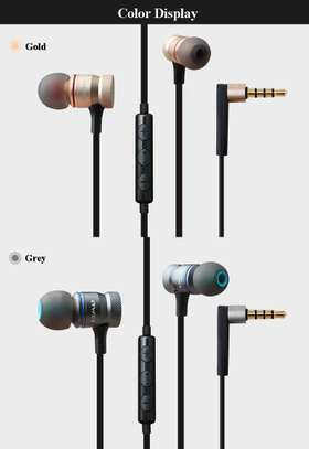 Awei ES70TY In-ear Earphone Metal Heavy Bass Sound Headset With MIC image 5