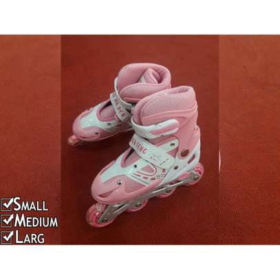 skate Shoes - Pink image 3