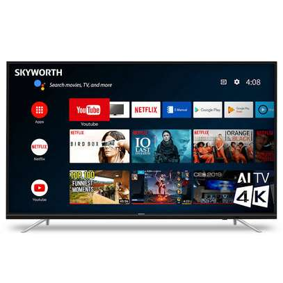 Skyworth Android 55 inches Smart UHD-4K Digital TVs image 1