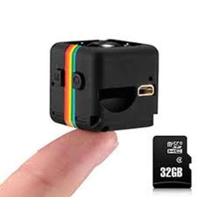 camera Mini Camera DV DVR Night Vision Monitor micro small camera Video Recorder Cop Pocket cam sq13 JUN(Blue)(Standard Cam) image 2