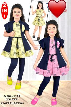 Girls dresses image 1