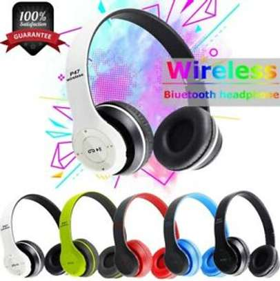 P47 Foldable FM - Bluetooth image 2