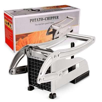 Stainless Steel Potato Chipper (French Fries Slicer) image 1