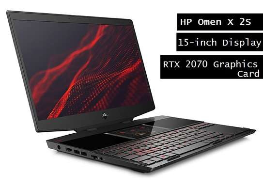 OMEN X 2S by HP 2019 15-inch Gaming image 2