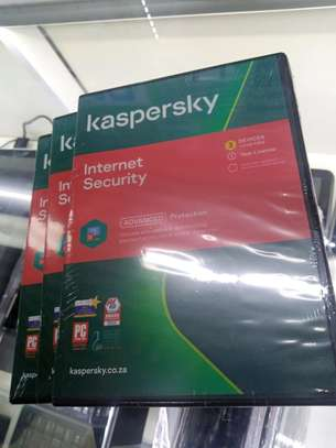 Kaspersky Internet Security 2021 - 3 User + 1 image 1