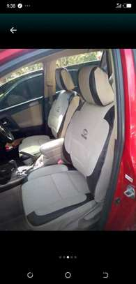 Comfortable car seat covers image 3