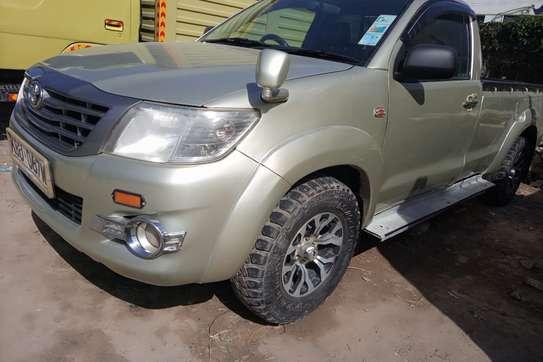 Toyota Hilux image 7