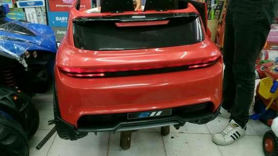 Lexus electric car. image 2