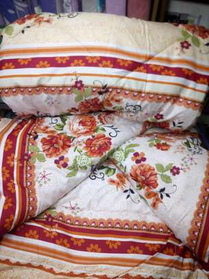 Quality cotton duvets with one pillow case image 9