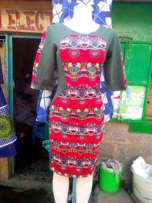 Floral dress image 1
