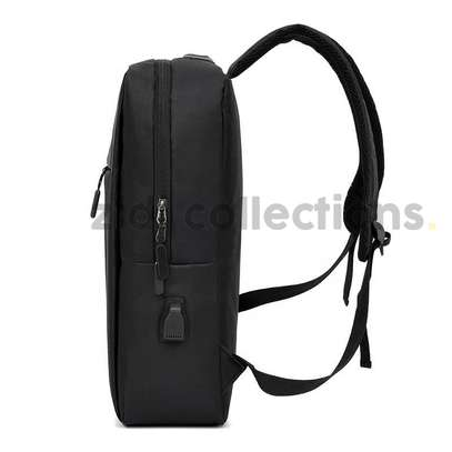 Quality Anti-Theft Laptop Backpack With USB Charging Support image 7