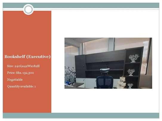Executive Bookshelf image 1