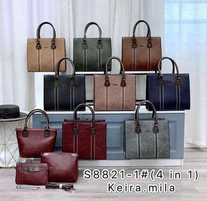 4 in 1 Ladies Handbag image 1