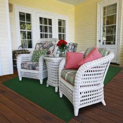 Chic Grass carpets image 3