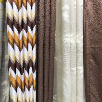 Curtains and Curtains and sheers per meter 1200 plus free stitching image 10