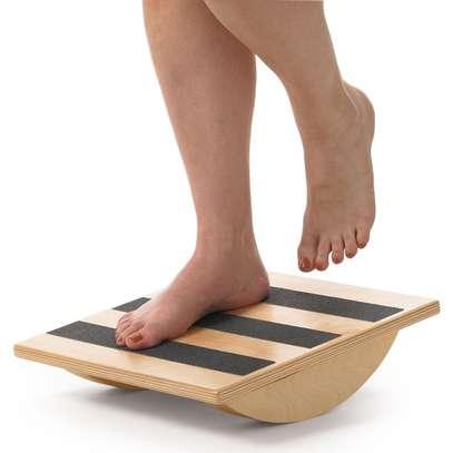 Balance board- wobble board image 1