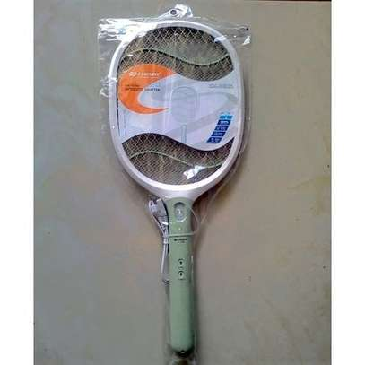 Kamisafe Electric Mosquito Bat Swatter Killer With Torch (ADVANCED) image 2