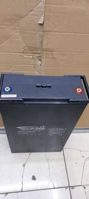 Northstar ultra high performance AGM deep cycle battery 200ah image 2