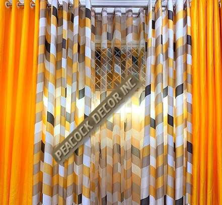 MIX AND MATCH CURTAINS AND SHEERS image 1
