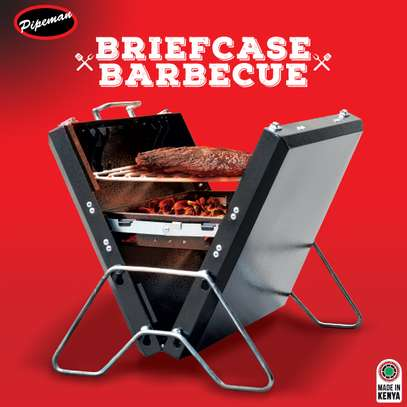 Pipeman, Briefcase Barbecue