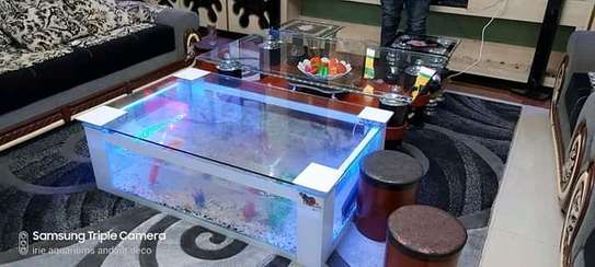 Coffee Table Aquariums. image 11